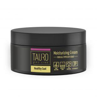 TAURO PRO LINE Healthy Coat Moisturizing cream 250 ml, kaukė šunims ir katėms 250 ml