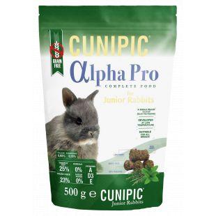 CUNIPIC Junior Pašaras triušiams 500 g
