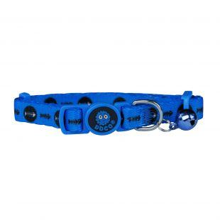 DOCO Antkaklis katei mėlynas, 1x19-31 cm, XS