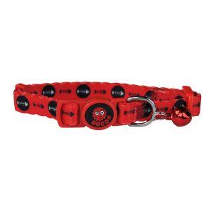 DOCO Antkaklis katei raudonas, 1x19-31 cm, XS
