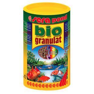 SERA Pašaras biogranulės visoms tvenkinių žuvims 3800 ml