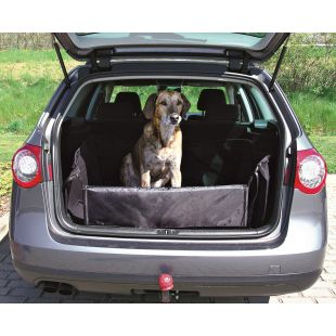 TRIXIE Automobilio bagažinės uždangalas juodas, 164x125 cm