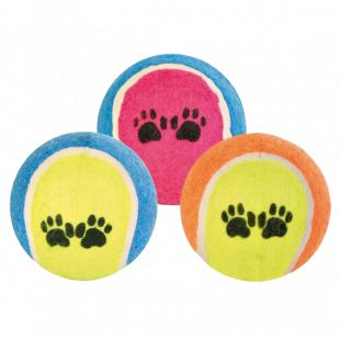 TRIXIE Žaislas šunims Teniso kamuolys 6.4 cm