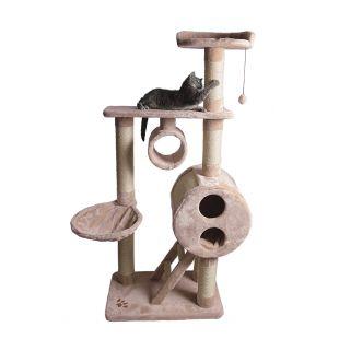 TRIXIE Mijas Draskyklė katėms smėlio spalvos, 176 cm