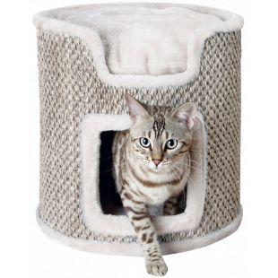 TRIXIE Ria Draskyklė katėms šviesiai pilka, 37x37 cm