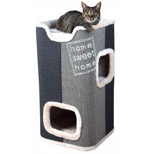 TRIXIE Jorge Draskyklė katėms šviesiai pilkos/tamiai pilkos sp., 78 cm