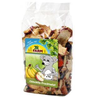 JR FARM Chinchillas Fruit Salad Pašaro papildas šinšiloms 125 g