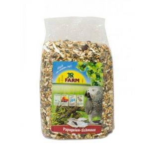 JR FARM Birds Classic Parrot-Feast Lesalas papūgoms 1 kg