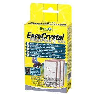 TETRA EasyCrystal Filterpack C 100 Filtravimo įdėklas 3 vnt.