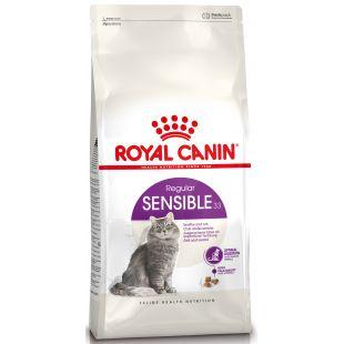 ROYAL CANIN Sensible 33 Sausas pašaras katėms 10 kg