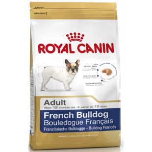 ROYAL CANIN French Bulldog Adult Sausas pašaras šunims 3 kg