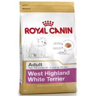 ROYAL CANIN Westie Sausas pašaras šunims 3 kg