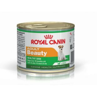 ROYAL CANIN Mini adult beauty Konservuotas pašaras šunims 195 g