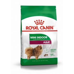 ROYAL CANIN Mini Indoor Adult Pašaras šunims 1.5 kg