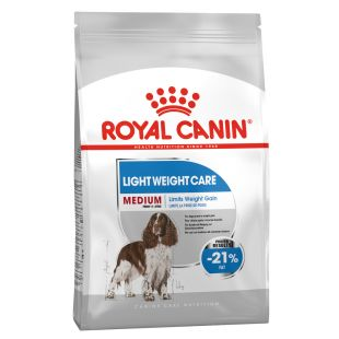 ROYAL CANIN Light Weight Care Mini Sausas pašaras šunims 3 kg