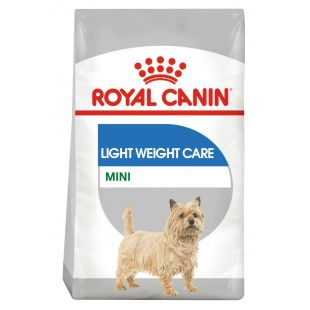 ROYAL CANIN Light Weight Care Mini Sausas pašaras šunims 1 kg