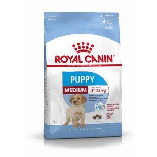ROYAL CANIN Medium Puppy  Sausas pašaras šunims 15 kg