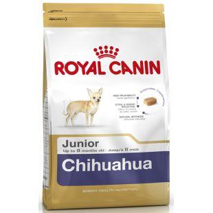 ROYAL CANIN Chihuahua junior Pašaras šunims 500 g
