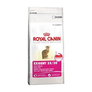 ROYAL CANIN Exigent 35/30 Sausas pašaras katėms 400 g