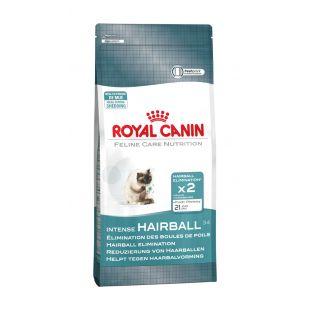 ROYAL CANIN Intense Hairball 34 Sausas pašaras katėms 400 g