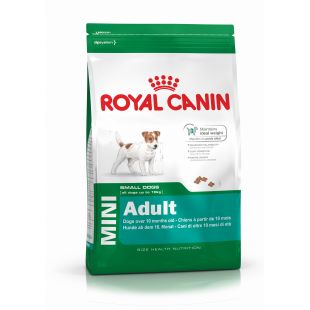 ROYAL CANIN Mini Adult Sausas pašaras šunims 2 kg
