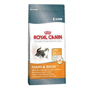 ROYAL CANIN Hair & Skin Care 33 Sausas pašaras katėms 4 kg