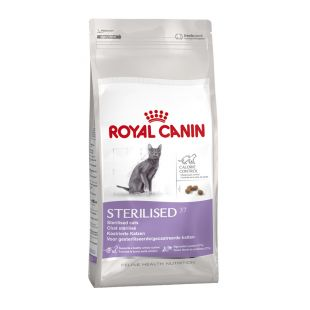 ROYAL CANIN Sterilised 37 Sausas pašaras katėms 4 kg