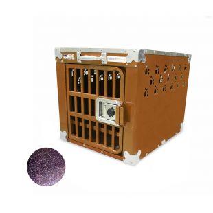 HYDROGROOM 100 Crate gyvūnų narvas viengubas violetinis