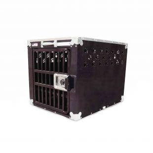 HYDROGROOM 200 Crate gyvūnų narvas viengubas violetinis