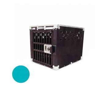 HYDROGROOM 200 Crate gyvūnų narvas viengubas žalsvos spalvos