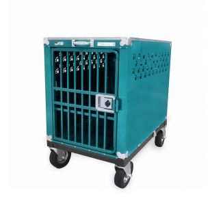 HYDROGROOM 400 Crate gyvūnų narvas viengubas žalsvos spalvos