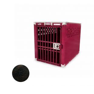 HYDROGROOM 400 Crate gyvūnų narvas viengubas mėlynas