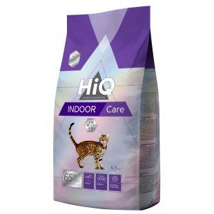 HIQ Indoor care Pašaras katėms 6.5 kg