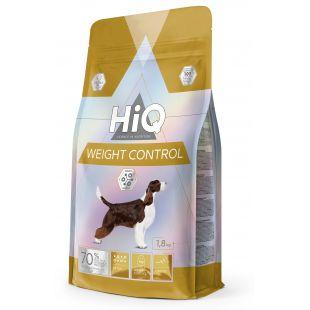 HIQ Weight Control Sausas pašaras šunims 1.8 kg