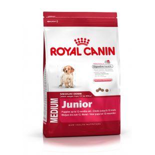ROYAL CANIN Medium Puppy  Sausas pašaras šunims 4 kg