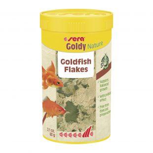 SERA Goldy Pašaras  auksinėms žuvelėms 250 ml