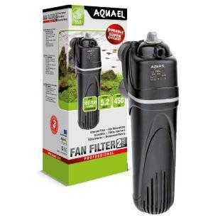 AQUAEL Fan plus Vidinis filtras akvariumui 100-150 l
