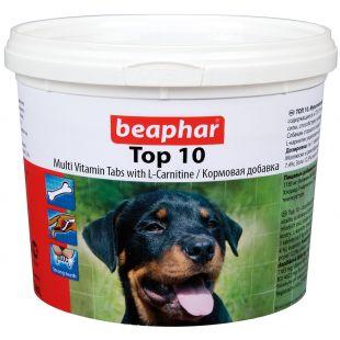 BEAPHAR Top-10 Bendri vitaminai šunims 750 tbl.