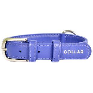 COLLAR GLAMOUR Odinis antkaklis mėlynas, 2x30-39 cm