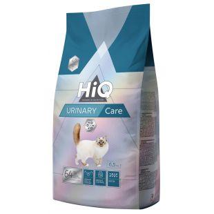 HIQ Urinary care Pašaras katėms 6.5 kg