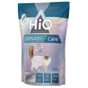 HIQ Urinary care Pašaras katėms 400 g