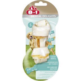 8IN1 Kauliukas Dental Delights šunims mažų veislių šunims, S