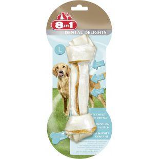 8IN1 Kauliukas Dental Delights šunims didelių veislių šunims, L