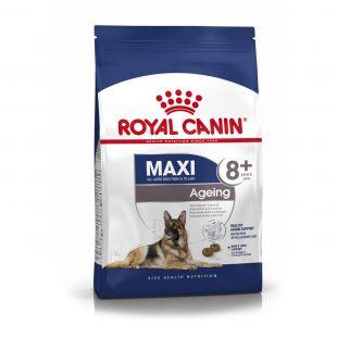 ROYAL CANIN Maxi ageing +8 pašaras suaugusiems šunims 15 kg