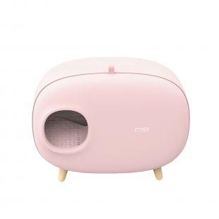MAKESURE Tualetas katėms, rožinis