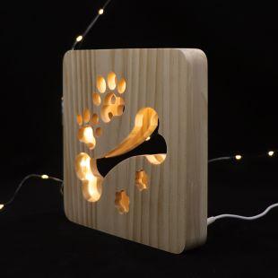 P.LOUNGE Medinis šviestuvas Kauliukas x 1