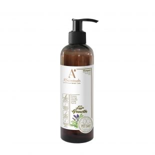 A'SCENTUALS Herbal Care Fur Growth šampūnas 250 ml