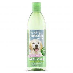 FRESH BREATH skystis dantų priežiūrai, jauniems šunims, 473 ml