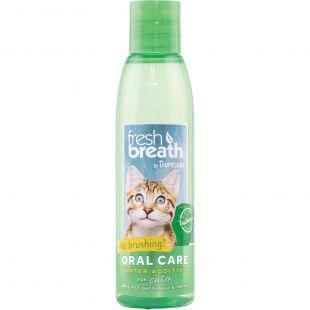 FRESH BREATH skystis dantų priežiūrai, katėms, 236 ml