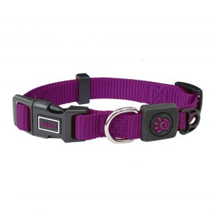 DOCO Signature nailoninis antkaklis šunims,  violetinis, XS dydis